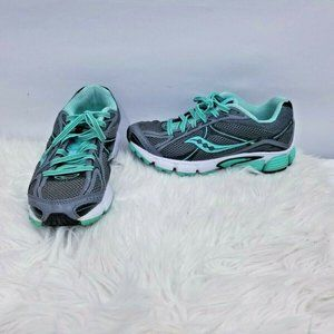SAUCONY IGNITION 4 LACE TENNIS/ATHLETIC SHOES 6.5